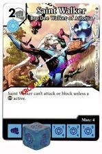 065 SAINT WALKER Bro 'Dee walker of... - Common - WAR OF LIGHT - DC Dice Masters