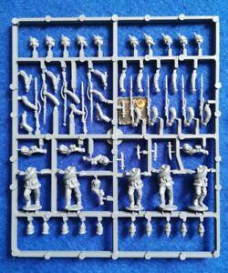 "Perry Miniatures FRANCO-Prussian WAR ""Prussian Advancing"" Sprue"