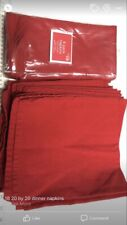 Red Dinner Napkins Target Christmas Collection 18Total