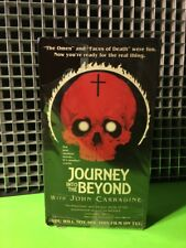 JOURNEY INTO THE BEYOND-VHS VC II Release RARE Faces Of D Type Shockumentary