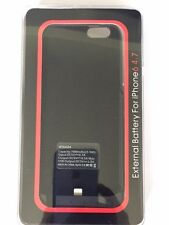 iPhone 6 6s External Batery Power case 7000mAh powerfull exetended battery Case