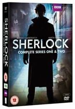 5051561034954 Sherlock Series 1 and 2 With Martin Freeman DVD Region 2