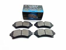 VGX Metallic disc brake pad set front 699 MF699