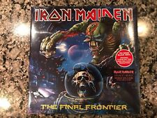 Iron Maiden The Final Frontier New Sealed Record! Judas Priest Black Sabbath Dio