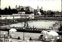 Székesfehérvár UNGARN Strandbad Lido s/w alte Postkarte Ansichtskarte ungelaufen