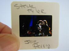 More details for original press promo slide negative - aerosmith - steven tyler & joe perry - a