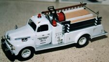 FIRST GEAR COLLECTIBLE, 1951 FORD F-7 PUMPER - 19-1997  CHESTERFIELD FD. E-3