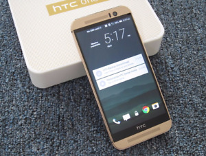 HTC One M9 32GB Unlocked Silver Smartphone