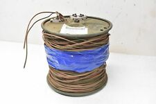 US Army Communications WF16U Telephone Wire Cable 6145-01-259-9203