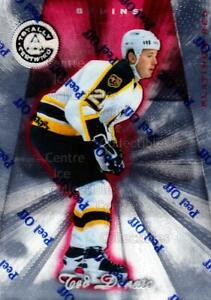 1997-98 Pinnacle Totally Certified Platinum Red #87 Ted Donato