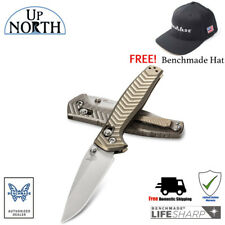 Benchmade 781 Anthem Knife CPM-20CV Steel with Anodized Billet Titanium Handle