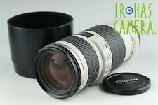 Canon EF 70-200mm F/4 IS USM Lens #17799G1