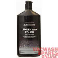 AUTOSMART LUXURY WAX POLISH 500ML - HIGH SHINE POLISH WITH PROTECTION WAX
