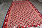 Stunning Turkish Flat Weave Senneh Kilim