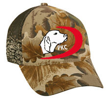 Cap Hat PKC Advantage Camo Mesh Back Hunter Coon Hunting Dog Coonhound Hound