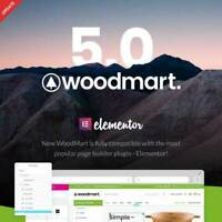 ⭐ Woodmart Theme ⭐ Lifetime Updates ⭐ Latest Version 5.2.0 ⭐ Fast Delivery 🚀