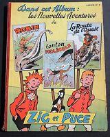 ZIG ET PUCE Album n°2 (n°17 à 32). 1950.