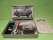 NITTO 740-500 KIT (unbuilt) NISSAN GAZELLE 2000 XE-II - GREEN 1:28 - EXCELLENT