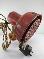 Vintage Federal General Electric Siren