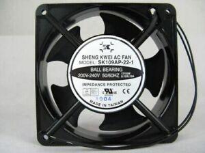 1pcs  SHENGKWEI SK109AP-22-1 220V 120 × 120 × 38mm inverter fan