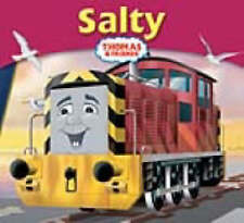 NEW - THOMAS and FRIENDS ( 19) SALTY  STORY LIBRARY