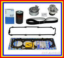 Zylinderkopfdichtung Ventildeckeldichtung Zahnriemensatz Wasserpumpe Filter VW