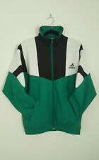 adidas Green EQT equipment track top. Size medium. New without tags.