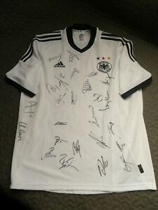 WM Trikot Deutsche Nationalmannschaft 2002 Korea / Japan