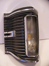 1969 CHRYSLER IMPERIAL LH FRONT TURN SIGNAL ASSY COMPELETE OEM #2930521 LEBARON