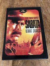 Sabata kehrt zurück [DVD] MGM Erstauflage, Italo Western, Top SZ, rar, oop