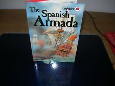 The Spanish Armada Ladybird Book Series 861 First Edition - Excellent Condition