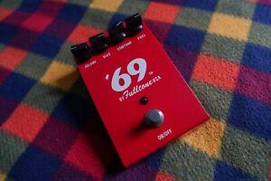 Fulltone The 69 Pedal *BOXED* *MINT*