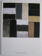 SEAN SCULLY   - Carton d invitation - 2001