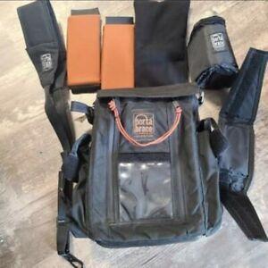 Porta Brace SL-DSLR is a carrying case