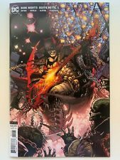 DARK NIGHTS Death Metal 1 1:25 Doug Mahnke BATMAN DC Comics 2020 - Auction 1