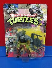 Teenage Mutant Ninja Turtles TMNT Rocksteady 1988 MOC