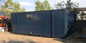 21ft x 8 ft Anti Vandal Sleeper Pod