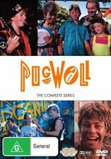 Pugwall  Complete Series DVD Jason Torrens Jay McCormack