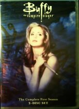 BUFFY The VAMPIRE SLAYER The COMPLETE FIRST SEASON 12 Episodes+Special Features