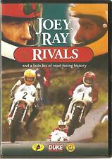 JOEY RAY & RIVALS AND A LITTLE BIT OF ROAD RACING HISTORY - Dunlop, McCullough D