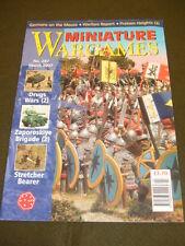 MINIATURE WARGAMES - STRETCHER BEARER - MARCH 2007 # 287