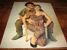 JACQUES HIGELIN - Mini poster couleurs 3 !!!!!!!!!!!!