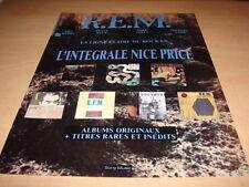 R. E.M - DISCOGRAPHY!!!!!!!!!!!!!!!!!PUBLICITE / ADVERT