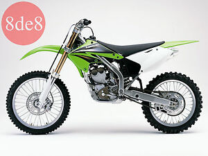 Kawasaki KX 250F (2004) - Manual de taller en CD (En ingles)