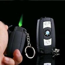 BMW Windproof Jet lighter Gas keyring cigarette lighter With UK Seller Limited