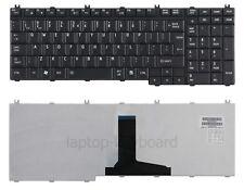 QWERTY genuine keyboard Toshiba Satellite A500 P300 L350 F50 G50 X300 /TO50-US