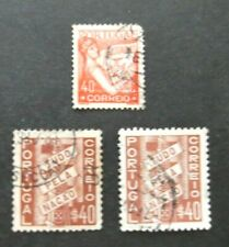 Portugal-1931-3 X Luciad issues-Used