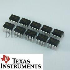 NE555P Single precision timer DIP-8 Texas RoHS (lot de 10)