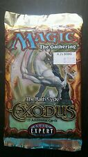 Mtg magic the gathering Exodus sealed booster pack, English