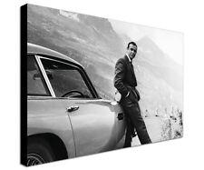 Sean Connery 007 - Quadro Stampa su tela canvas wall art framed print